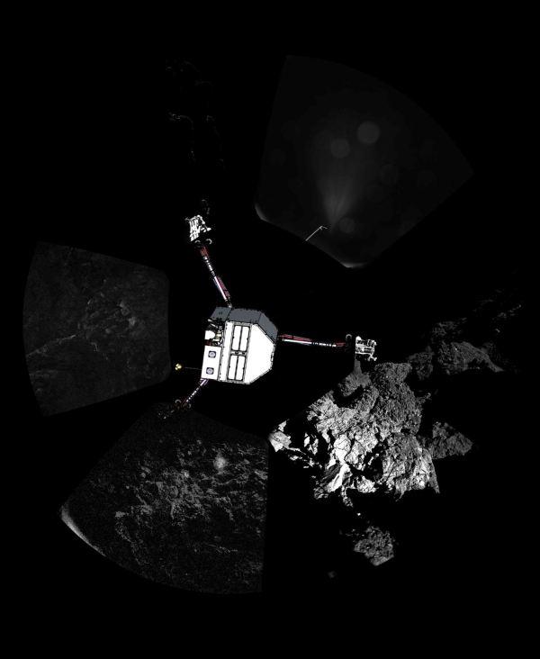 ESA/Rosetta/Philae/CIVA).